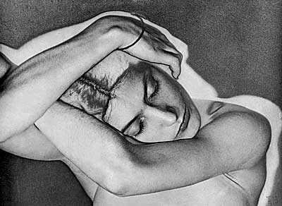 man ray solarization